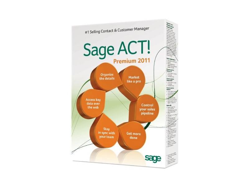 Buy ACT! Premium 2011 (V13)