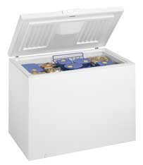 Buy Whirlpool® 14.8 Cu. Ft. Chest Freezer White   EH150FXRQ