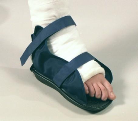 ProCare Rocker Cast Shoe w/Flex Sole