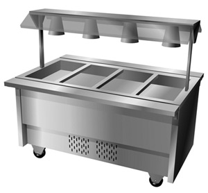 hot buffet table buy in baie d urfe rh ca all biz restaurant hot buffet tables hot buffet table with sneeze guard on sale