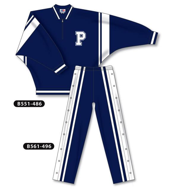 Buy Basketball warmup suit B551