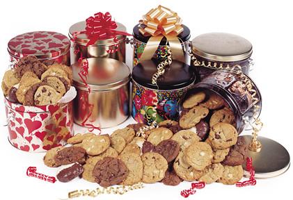 Buy Cookies and Crackers Cookie Tins