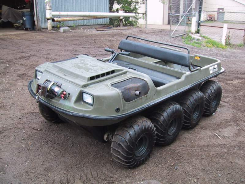 1996 Argo Conquest 8x8 Buy In Guelph