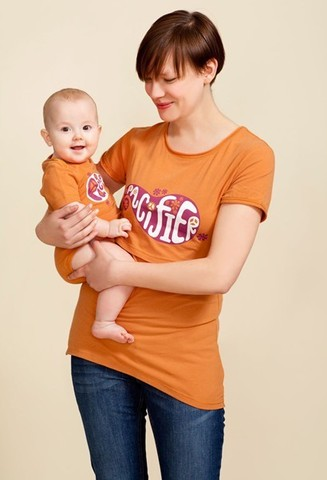 "Buy Boob Design Mama & Baby Twinset ""Pacifier/Pacifist"""