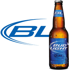 Bud light beer and porn