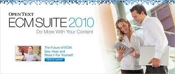 Buy OpenText ECM Suite for improving engagement