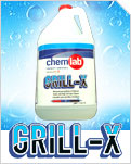 Buy GRILL-X, BROILER AND DEEP FAT FRYER CLEANER