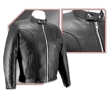 Buy Men's Leather Motorcycle Jacket