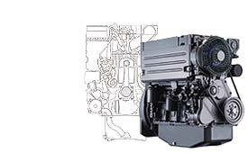 Buy Genset engine D2011