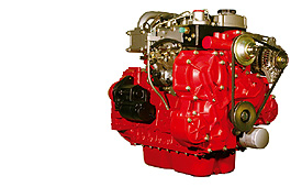 Buy Construction equipment engine TD 2009