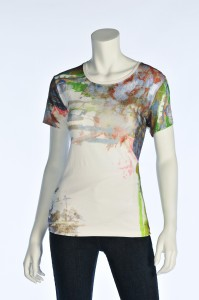 Buy Spring 2011 Collection's Color Splash Print Tee