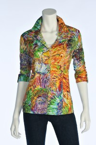 Buy Spring 2011 Collection's Monet Print Blouse