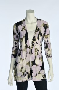 Buy Spring 2011 Collection's Leaf Print Long Cardigan