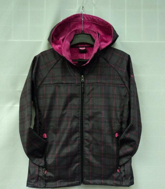 Buy Ladies Bonded Soft Shell Jacket