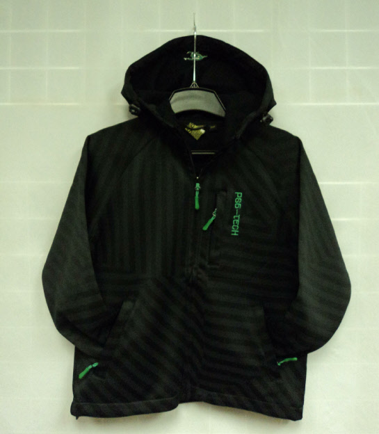 Buy Boys Bonded Softshell Jacket