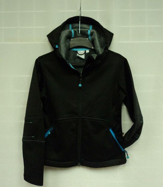 Buy Girls Bonded Softshell Jacket