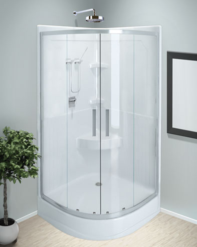 Atlantide 36 One or Two-Piece Shower for sale in Thetford Mines on ...