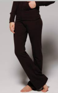 Buy Pants stretch french terry