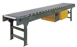 Buy Horizontal belt conveyor (roller bed) model RB