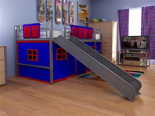 Junior loft bed fantasy loft buy junior loft bed - Loft beds for kids canada ...