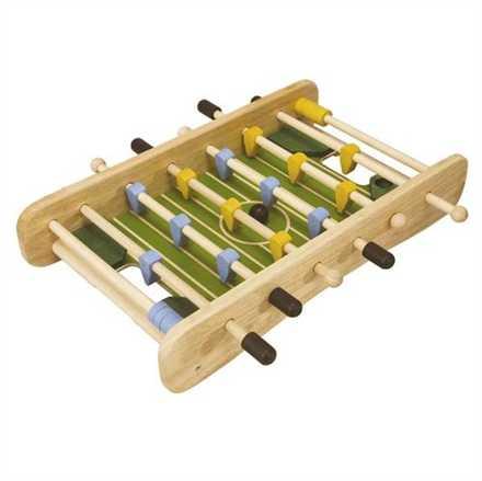 Plan Toys Soccer   Wooden Foosball Table For Children