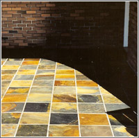 Buy Edmonton Landscaping Slate Tiles.