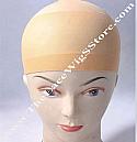 Buy Deluxe beige wig cap