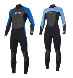 Buy Wetsuit Bare 3/2 Ignite Full