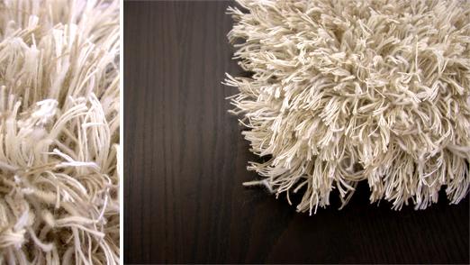 Buy Wool+Linen rugs