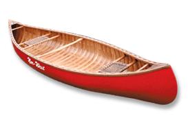 Buy Laurentide wood canoe 12' model