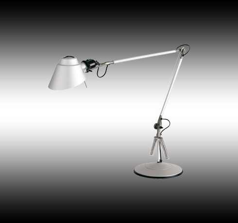 Buy Multi directional two arms table lamp