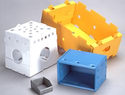 Buy Coroplast Plastic Containers