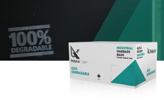 Buy Oxodegradable garbage bags