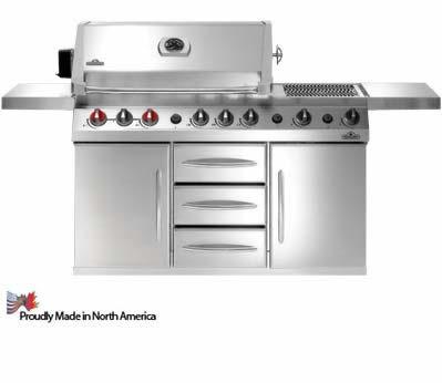 Buy Grills Prestige V Series