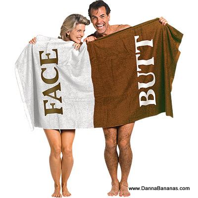 Buy Novelty Bath Towel