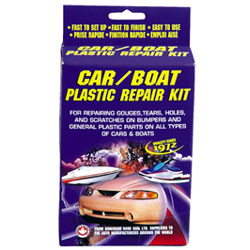 Buy Automotive and marine d.i.y. plastic repair kit