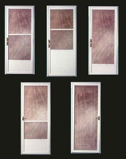 Buy Heavy Duty Aluminum Storm Doors