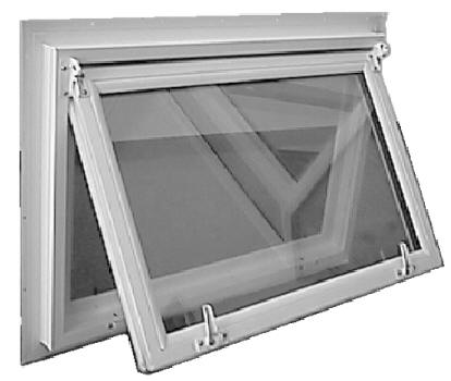 Buy PVC Basement Windows