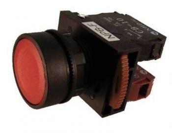 Buy Non-Illuminated Flush Red NPB22-F11R