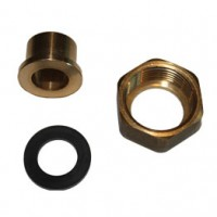 """Buy Copper Sweat Fitting 3/4"""" G (BSPP Male) to 1/2"""""""