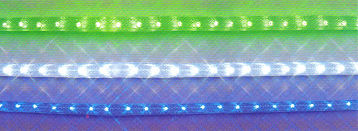 2-Wire Rectangular LED Rope Light