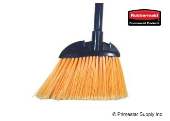 "Buy Angled Magnetic Broom with 46"" Handle 9.5"" wide"