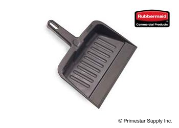 Solid Plastic Dust Pan 12""