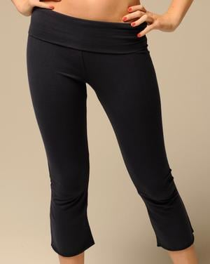 Buy Ladies' Cotton/Spandex Capri Pant. 0815