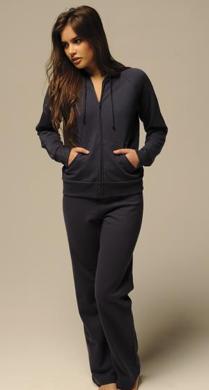 Buy Ladies' Fleece Straight Leg Sweatpant. 7017
