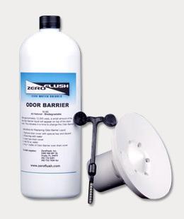 Buy Odour Barrier Liquid Zero Flush