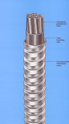 Buy Armored instrument tubing