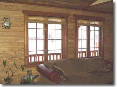 Buy Wood window