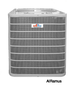 Buy Central air conditioning AIRamus