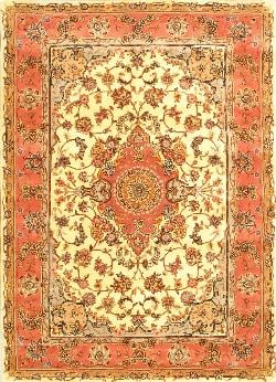 Buy Rectangular Rugs and Carpets. Tabriz ht rug 4'7'' x 6'7''.